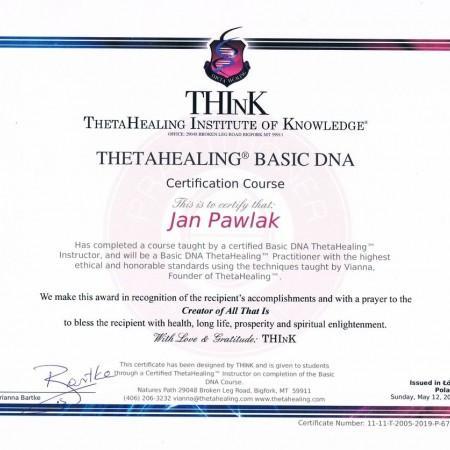 Certyfikat THINK 3